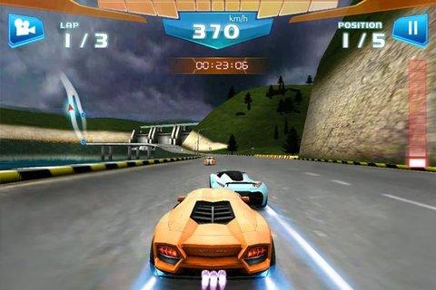 Race game apk